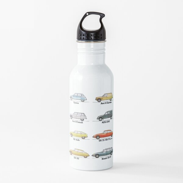 CITROEN RANGE (DS, 2CV) Water Bottle