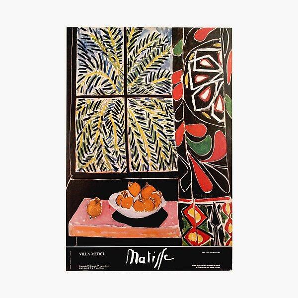Matisse Exhibition poster 1979 Photographic Print