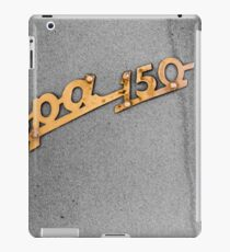 vespa 150 iPad Case/Skin