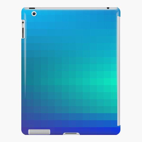 Blue Seagreen Ombre iPad Snap Case