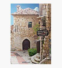 Stone Tower Photographic Print