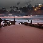 The Wreck of the SS. Dicky by Steve Bass
