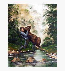 Welfare Bear Photographic Print