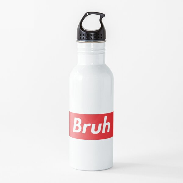 Bruh Water Bottle