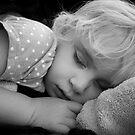 sleeping beauty by DARREL NEAVES