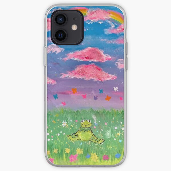 The rainbow connection iPhone Soft Case