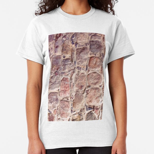 Men/'s Monochromatic Aged Granite Marble Tile Printed V-Neck T-Shirt Top Tee