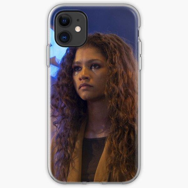 rue polaroid euphoria candid iPhone Soft Case