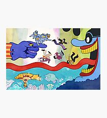 Pepperland Photographic Print