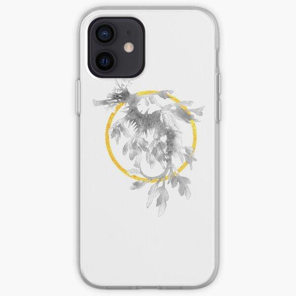 Leafy Sea Dragon iPhone Soft Case