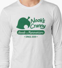 NOOK'S CRANNY Long Sleeve T-Shirt