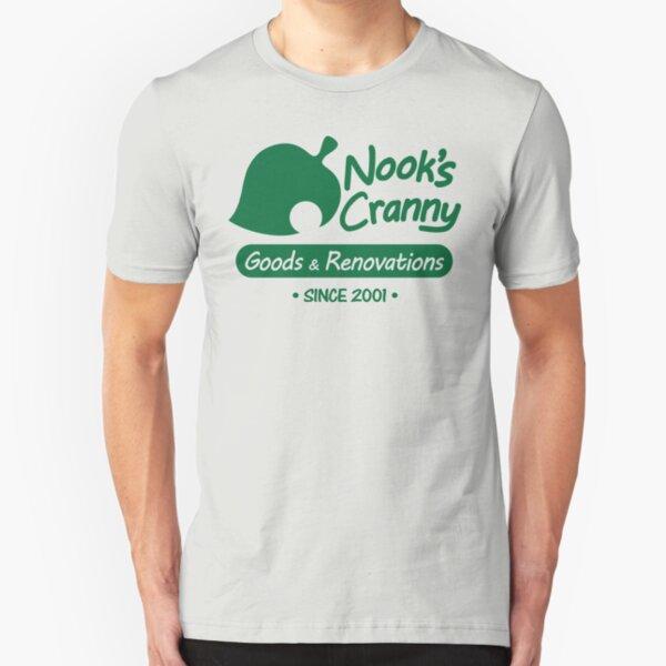 NOOK'S CRANNY Slim Fit T-Shirt