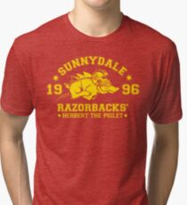 Sunnydale Herbert Tri-blend T-Shirt