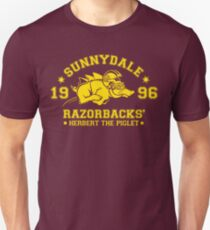 Camiseta ajustada Sunnydale Herbert