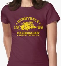 Camiseta entallada para mujer Sunnydale Herbert