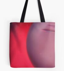 Purple Bubble Tote Bag