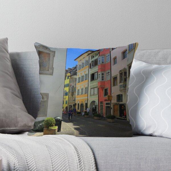 Bolzano Throw Pillow