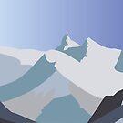 Mountain Landscape by keenanzucker
