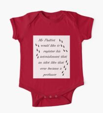 Marauders Map Mr Padfoot  One Piece - Short Sleeve