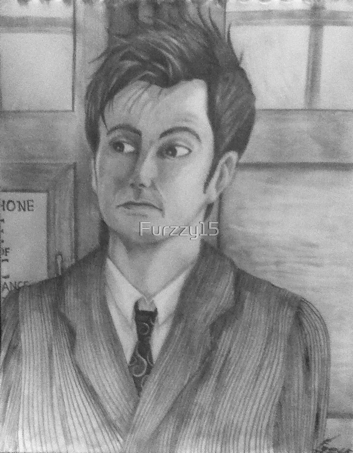 The 10th Doctor by Furzzy15