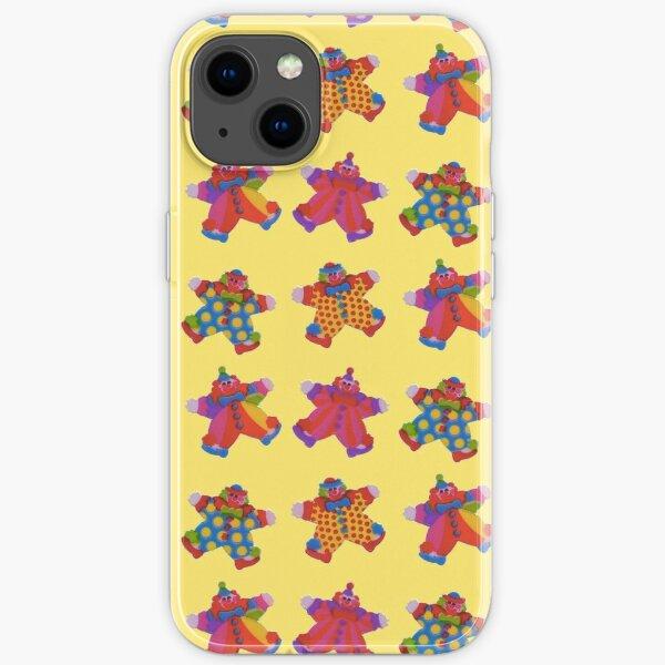 clown set iPhone Soft Case