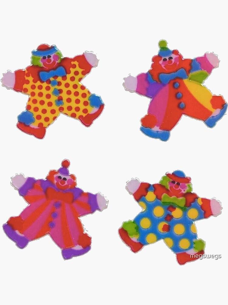 clown set by megswegs