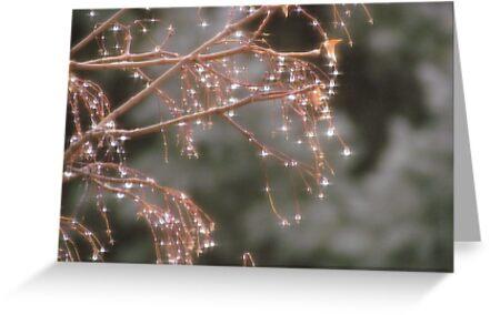 Diamond Tree by Brenda Dahl