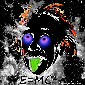 E=MC2 by ayemagine