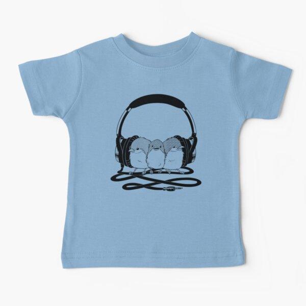 THR33 LIL' BIRDS Baby T-Shirt