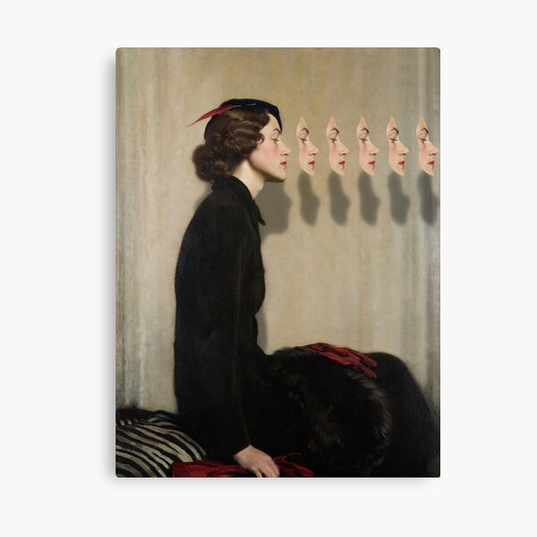 Wistfully Canvas Print