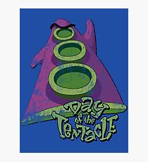 Day of the Tentacle (Distressed) Photographic Print