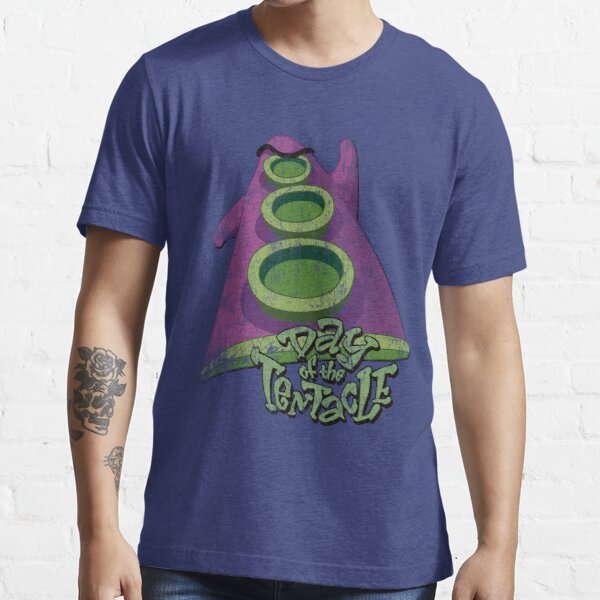 Day of the Tentacle (Distressed) Essential T-Shirt