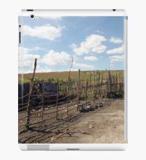 Giotto Dump Site 2.0 - Nakuru iPad Case/Skin