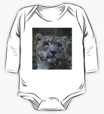 Portrait in Nature One Piece - Long Sleeve