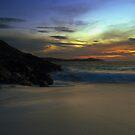 Meal Beach,Shetland Islands by Gary Buchan