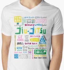 BJJ Men's V-Neck T-Shirt