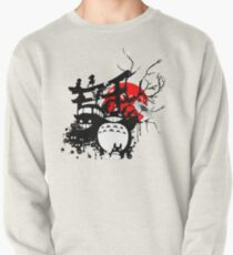 Japan Spirits Pullover Sweatshirt