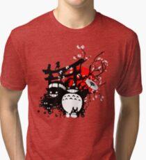 Japan Spirits Tri-blend T-Shirt