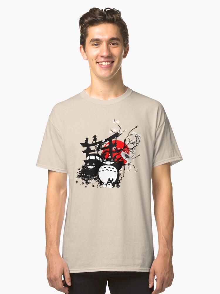T-shirt classique ''Spiritueux du Japon': autre vue