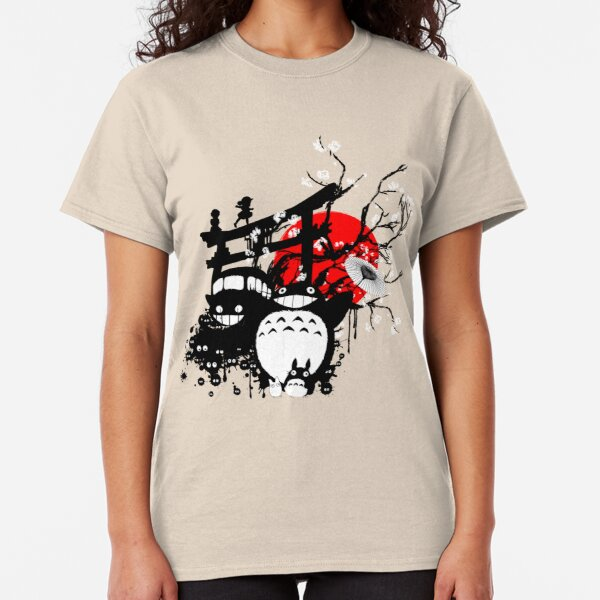 Japan Spirits Classic T-Shirt