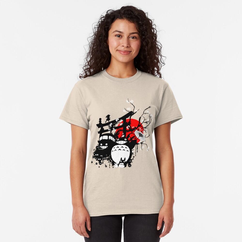 T-shirt classique «Spiritueux du Japon»