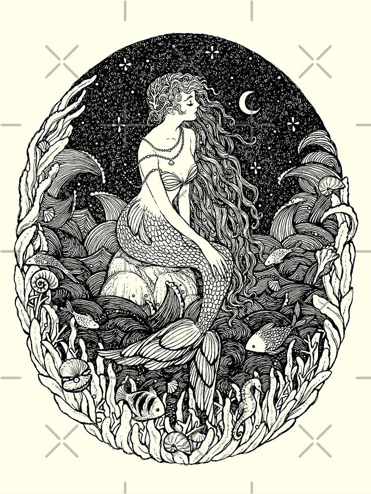 Sereia by JanainaArt