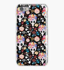 The beautiful of skulls   iPhone Case/Skin