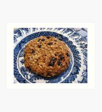 Crunchy Cookie - Tasty Treat Art Print