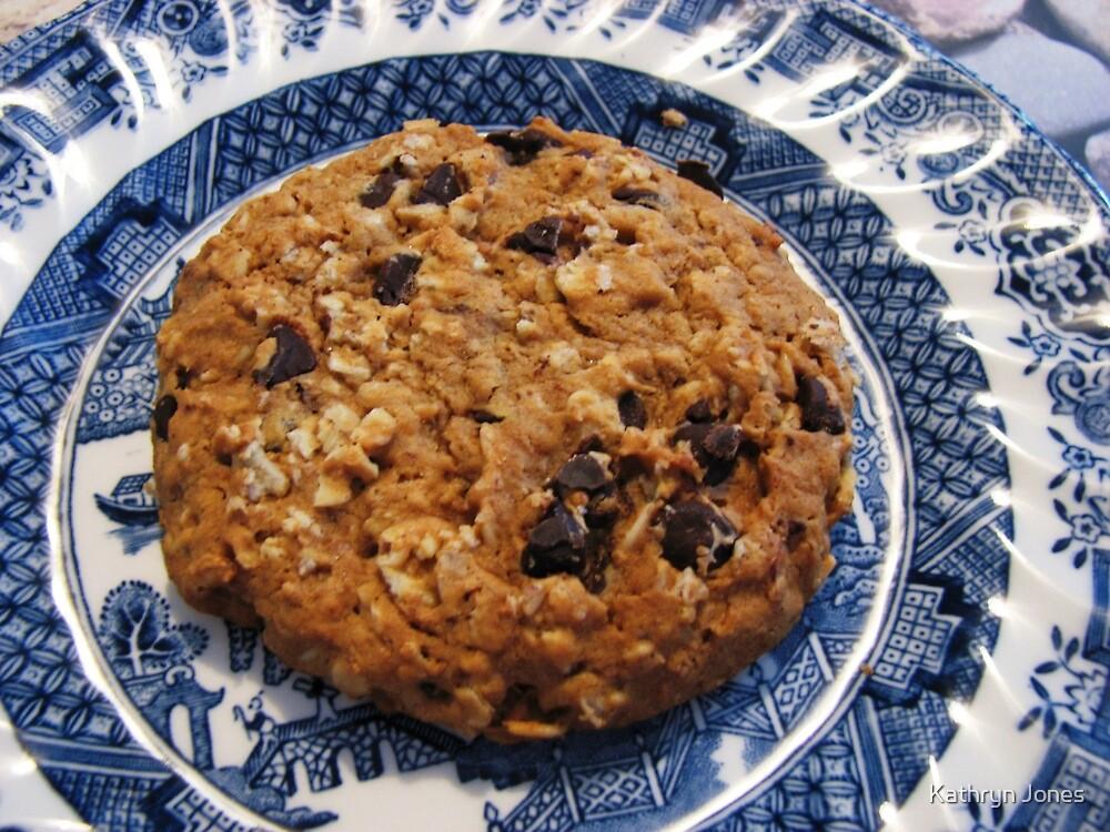 Crunchy Cookie - Tasty Treat by Kathryn Jones