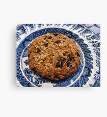 Crunchy Cookie - Tasty Treat Canvas Print