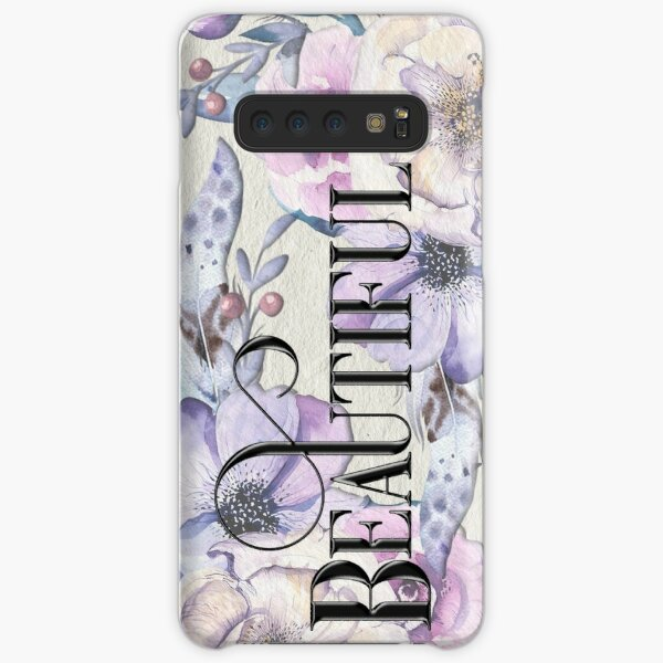Beautiful Today – Appreciation for your friends and for yourself. Samsung Galaxy Snap Case