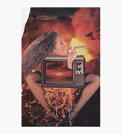 ' Take a Rip ' Photographic Print