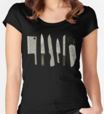 The Right Tool for the Job Women's Fitted Scoop T-Shirt