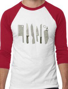 The Right Tool for the Job Men's Baseball ¾ T-Shirt
